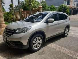 Honda CRV 2.0 Bensin AT 2013 sangat terawat