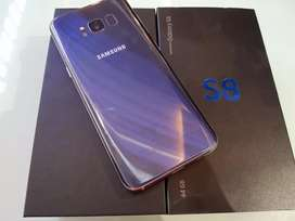 Samsung S8 Orchid Gray 64GB