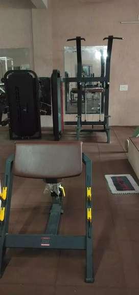 Full home gym set