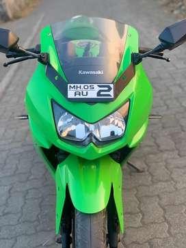 Ninja 250cc vvip no.2 first owner 2010