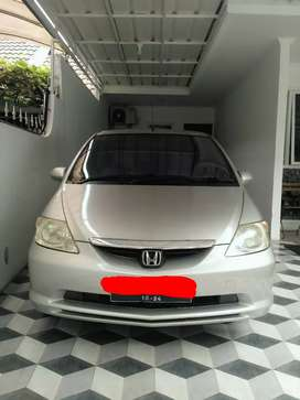Honda City 2005 (rapi, nego tipis, serious buyer)