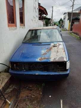 Dijual Fiat uno tahun 1989 apa adanya