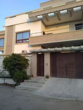 Double story 500 Square yard house for sale in kohsar, Judicial societ