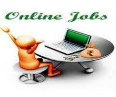 data entry work home job computer and laptop is must