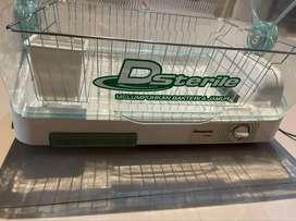 panasonic dish dryer dsterile fds03s1 - second