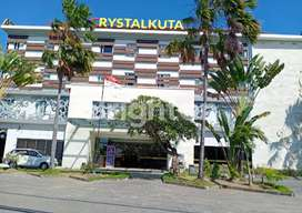 Dijual Hotel Bintang 4 Crystal Kuta, Bali