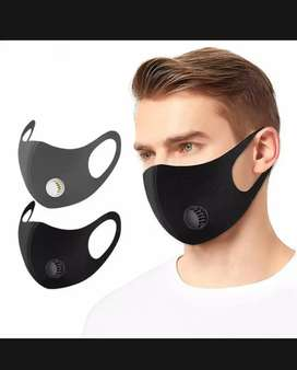 MasK WiTh Air FiLTeR ( NeW  )