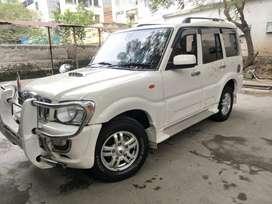 Mahindra Scorpio VLX 2WD Airbag BS-III, 2013, Diesel