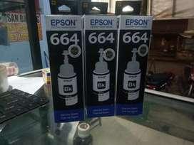 Promo tinta epson 664 black