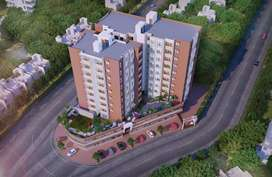 Big 2 BHK Flats For Sale in Shree Tirumala Gulmohar - Ready to Move