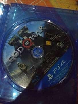 Bd PS4 God of war 4