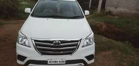 Toyota innova is on sell , having very good condition