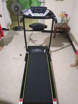 Treadmil electrik 3 in 1 baru
