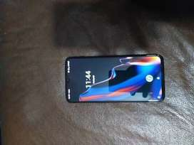 One plus 6T 6/128 in good Condition Only   1Week use / All accesori
