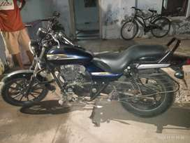 I'm selling my bike who are interstate please contect me .