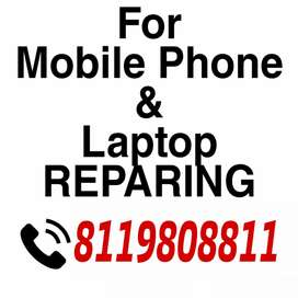 All types of Mobile,Laptop & Home Appliances reparing
