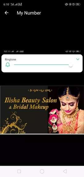 Ilisha Beauty salon