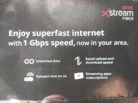WIFI Fiber broadband UNLIMITED DATA
