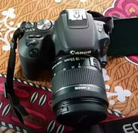 Cenon camera 200 d2 lens 18.55mm and 55.250mm