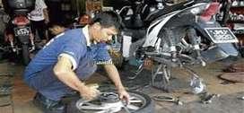 urgent require for bike mechanics