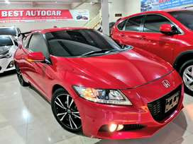 Honda CRZ Hybrid 2014 Facelift Pajak Baru Gres Istimewah