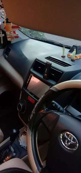 Jual mobil toyota all new avanza E matic2012 plat W sda a/n sendiri