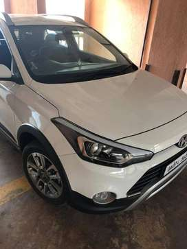 Hyundai i20 Active 2018 Petrol Well Maintained