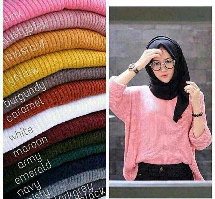 Atasan/kaos/sweter/dress 0