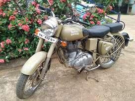 Classic Desert strom 500cc