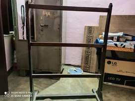 Wooden Rack for clothes pure sagwan wood