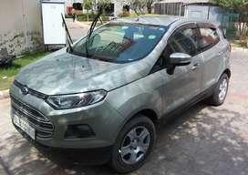 Ford Ecosport Diesel Trend