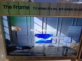 SAMSUNG TV THE FRAME QLED 4K