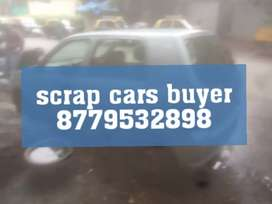 Best scrap car's buyer in THANE