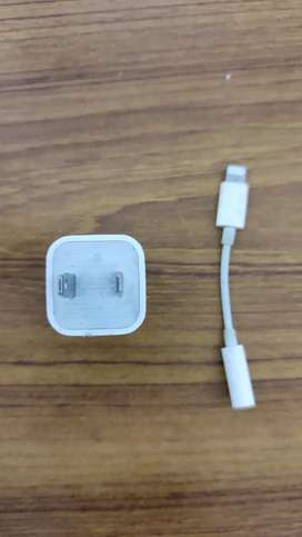Iphone X Charger & Handfree jack
