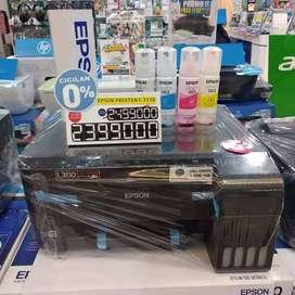 Printer Epson L3110 Bisa Kredit Free 1x Angsuran (Garansi Resmi)