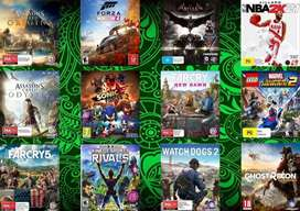GAME XBOXONE DAN SERIES S  DIGITAL KOLEKSI RATUSAN
