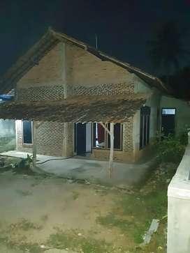 Dijual cepat rumah pribadi tanah luas murah di Natar lampung