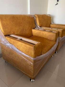 Sofa set only