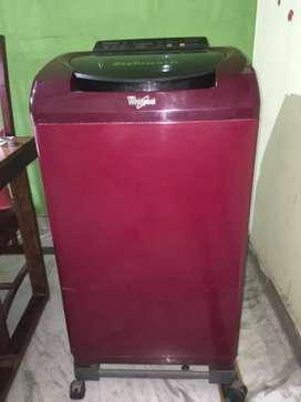 Whirlpool 6.5 kg washing machine with inbuilt heater