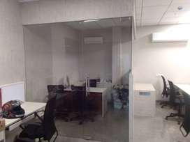 Fully-furnished 1000 sqft area for office use at phase-8B, Mohali