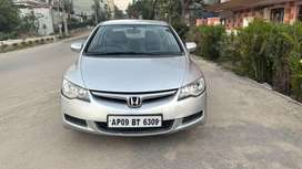 Honda Civic 1.8 (E) MT, 2009, Petrol
