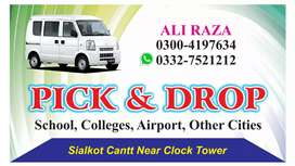 Only one call pa Sialkot sa pic&droop service