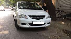 Honda City 1.5 S Manual, 2008, Petrol