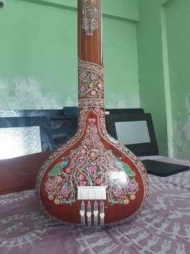 Full decorated  new Male  tanpura