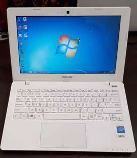 ASUS X200MA || Celeron || Hdd 500GB || Ram 2Gb || 12 Inch