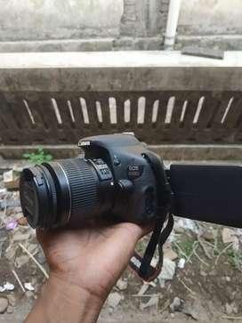 Kamera canon 600d mureh aje bu cepet .
