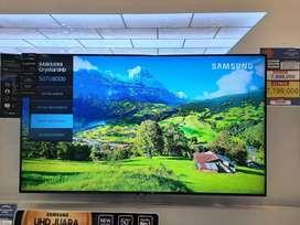 AYO SIAPA CEPAT LED TV SAMSUNG 50 INCH TU8000 NEW SMART TIZEN TERBATAS