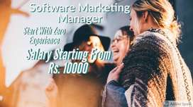 Software Marketing Manager
