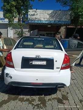Hyundai Verna 2010 Diesel