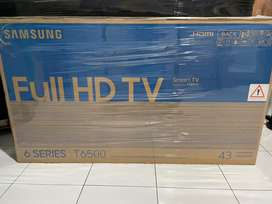 Smart TV samsung 43inch T6500